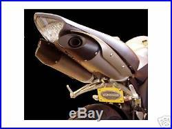 04-06 Yamaha R1 Trick Kit Fender Eliminator Undertail Tag Bracket 2004 2005 2006