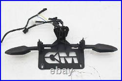 15-17 Yzf R1 MD Fender Eliminator License Plate Tag Bracket Moto Dynamic Blinker