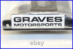 17-20 Yamaha Yzf R6 Graves Fender Eliminator License Plate Bracket D8