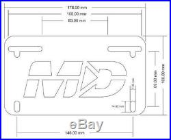 2015-2019 Yamaha MT07 Fender Eliminator. Yamaha MT07 Tail Tidy