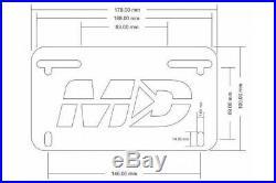 2017-2020 Yamaha R6 Fender Eliminator Kit 2017-2020 Yamaha R6 Tail Tidy