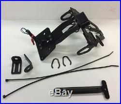 BRUUDT Tail Tidy for Yamaha MT07 MT-07 TRACER fender eliminator Complete kit