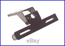 Black Fender Eliminator Kit Puig 4454N For 07-08 Yamaha R1