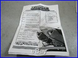 Competition Werkes Rear Fender Eliminator 2009-2014 Yamaha Yzf R1 1y1009ltd