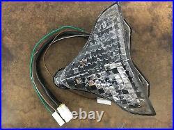 Custom LED Integrated Taillight & TST Fender Eliminator for Yamaha R1