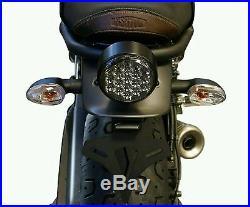 Evotech Performance 2016+ Yamaha XSR 700 Tail Tidy Fender Eliminator short plate