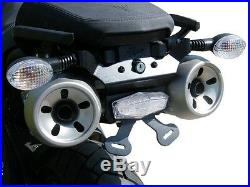 Evotech Performance Yamaha MT-03 2006-2013 Tail Tidy Fender Eliminator