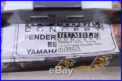 FENDER ELIMINATOR RUMBLE CONCEPTS 2015 Yamaha R1 RU39221 C1