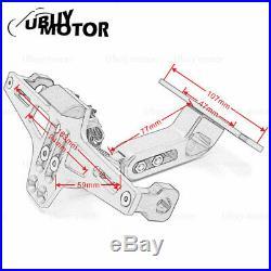 Fender Eliminator Fairing Bolt Screws Levers Grips For Yamaha YZF R6 2005-2015