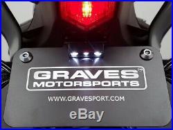 Fender Eliminator Kit Yamaha R6 Graves FEY-17R6-K