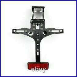 Fender Eliminator License Plate Mount Holder Bracket For Yamaha YZF1000/R1/04