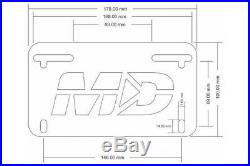 Fender Eliminator Tail Tidy Yamaha FJ-09 FJ09 2015 2016 2017 Tracer 900 2019 +