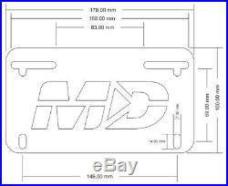 Fender Eliminator Tail Tidy Yamaha Fz-10 Fz10 Mt-10 2017 2019 Life Warranty