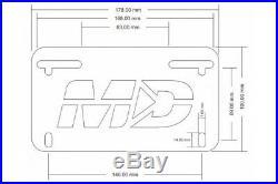 Fender Eliminator Yamaha FZ-09 MT-09 FZ09 MT09 2017 2018 2019 Lifetime Warranty