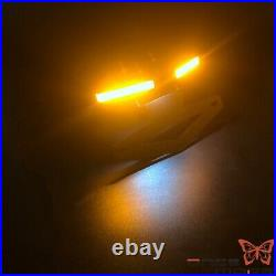For YAMAHA YZF R1 Integrated LED Turn Signal Lights Fender Eliminator Bracket
