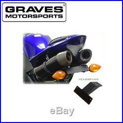Graves Fender Eliminator Kit Yamaha R1 2009 2014