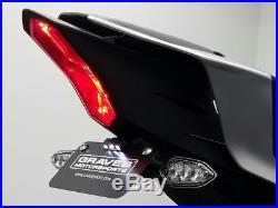Graves Fender Eliminator Kit Yamaha R6 2017 2018