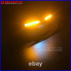 Motorcycle LED Tail Tidy Fender Eliminator Kit Plate Bracket For YAMAHA YZF R1