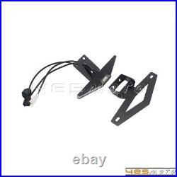 Motorcycle LED Turn Signal License Plate Bracket Tail Tidy Kit For Yamaha YZF R1