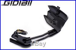 Mudguards Fender Eliminator Plate LED Light Rear For Yamaha TMAX530 2012-2015