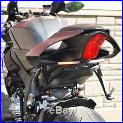 NEW RAGE CYCLES Yamaha R1 (2015+) Tail Tidy Fender Eliminator KIT + Led Signals