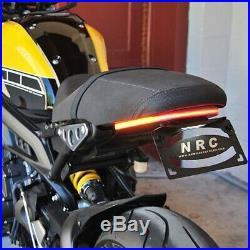 NEW RAGE CYCLES Yamaha XSR 900 Fender Eliminator Standard + LED Brake & Signals