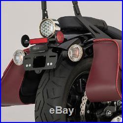 New 2014-2015 Yamaha Bolt Rear Inner Fender Eliminator Kit Bobber Street Bike