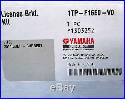 New Inner Rear Fender Eliminator Kit XVS950 Star Bolt Genuine Yamaha