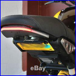 New Rage Cycles Yamaha XSR 900 Fender Eliminator Tucked