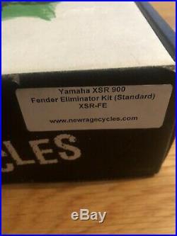 New Rage Cycles Yamaha Xsr 900 Fender Eliminator Kit