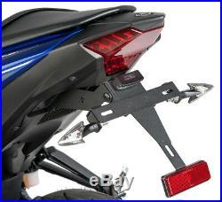 PUIG 2015-2016 Yamaha YZF-R3 FENDER ELIMINATOR KIT BLACK 7799N