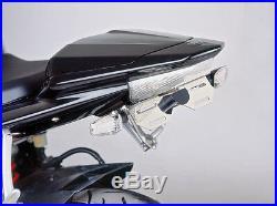 PUIG FENDER ELIMINATOR KIT BLK YAM FZ1'06-11 Fits Yamaha FZS1000 FZ1