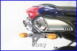 R&G Tail Tidy Yamaha FZ6/Fazer 600 Licence Plate Holder LP0038BK