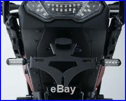 R&g Fender Eliminator / Tail Tidy For Yamaha Mt-09 14-16 & Tracer 15-17 Lp0178bk