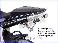 Racing Fender Eliminator Kit PUIG Black 4736N For Yamaha YZF R6 R6S
