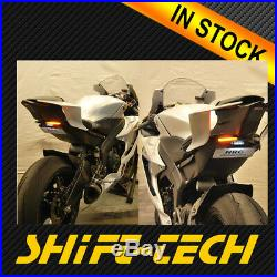 St1795 Yamaha R6 17 18 19 20 Up Tail Tidy Kit Led Turn Signal Plate Light