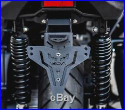 Tidy Tail Eliminator Rear Fender Plate For Yamaha Xmax 300