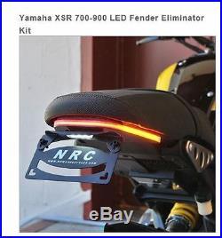 Yamaha Bolt LED Fender Eliminator Light Bar Kit CHROME GLOW