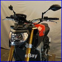 Yamaha FZ-09 2014-2016 Front Turn Signals led New Rage cycles NRC race motogp