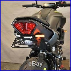 Yamaha MT-07 2018 + Fender Eliminator Corto Coda Std/Rimboccato New Rage Cycles