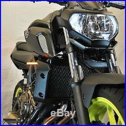 Yamaha MT-07 2018- Front Turn Signals Led Indicator New Rage Cycles Motogp race