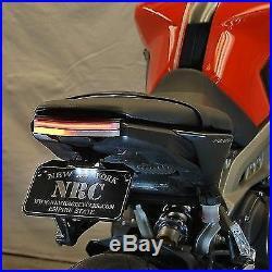 Yamaha MT-09 2014-2016 Fender Eliminator short number plate New Rage cycles NRC
