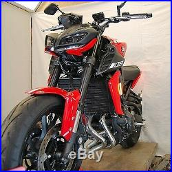 Yamaha MT-09 2017 Present Front Turn Signal Led Side New Rage Cycles NRC Race