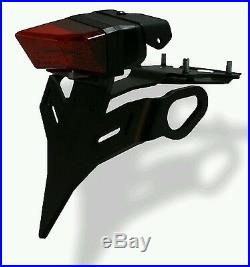 Yamaha MT-09 Fender Eliminator/ Cola Tidy. EVOTECH Rendimiento. Corta Luz