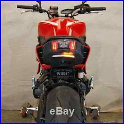 Yamaha MT-09 NEW RAGE CYCLES Fender Eliminator + Led Signals (tucked)