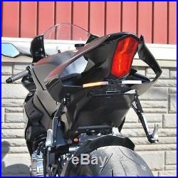 Yamaha R1 2015-2018 Fender Eliminator Matrícula Cola LED New Rage Cycles