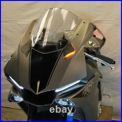 Yamaha R1 2015 -2018 Spiegel Block Aus Drehen Signale LED New Rage Cycles Motogp