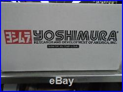 Yamaha R1 Rear Fender Eliminator Kit Yoshimura Fits 2015-18 P/N 070BG121410 NEW