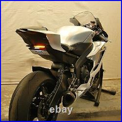 Yamaha R6 2017- 2021 Fender Eliminator NUMBER PLATE TAIL LED New Rage Cycles