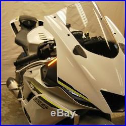 Yamaha R6 2017+ Front Turn Signals LED super New Rage Cycles MOTOGP amazing